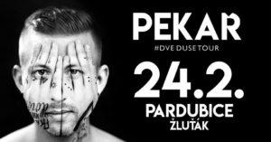 PEKAŘ - Dvě duše tour @ Klub Žlutý pes, Ke koupališti 62, 530 09 Pardubice
