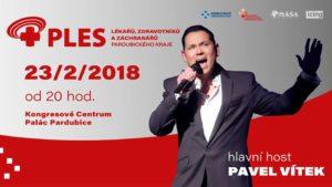 Ples lékařů, zdravotníků a záchranářů 2018 @ Congress Centre Palác Pardubice