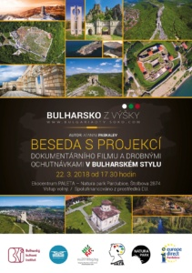 Bulharsko zvýšky @ Ekocentrum Paleta | Pardubický kraj | Česko