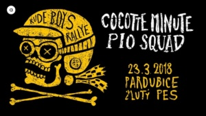 Cocotte Minute + Pio Squad @ Žlutý pes | Pardubický kraj | Česko