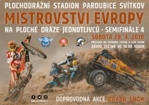 Semifinále Mistrovství Evropy na ploché dráze @ Plochodrazni stadion Svítkov | Pardubický kraj | Česko