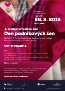 Den podnikavých žen - 4. prodejní a výstavní akce @ Budova C Pardubického kraje | Pardubický kraj | Česko