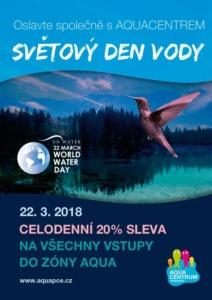 Světový den vody @ Aquacentrum Pardubice | Pardubický kraj | Česko