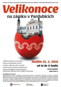 Velikonoce na Zámku Pardubice @ Zámek Pardubice | Pardubice | Česko