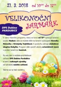 Velikonoční Jarmark DPS Dubina Pardubice @ Domov pro seniory Dubina Pardubice | Pardubický kraj | Česko