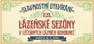 121. Otevírání lázeňské sezony @ Lázně Bohdaneč | Lázně Bohdaneč | Pardubický kraj | Česko