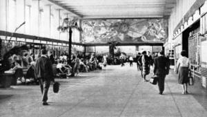 Pardubické nádraží slaví 60 let od svého otevření @ Hlavní nádraží Pardubice | Pardubický kraj | Česko