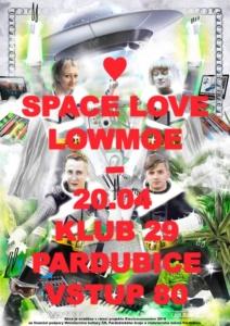Space Love ❥ Lowmoe // LABoratory 2018 @ Klub 29 | Pardubický kraj | Česko