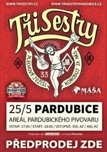 Tři Sestry v Pardubickém Pivovaru @ Pivovar Pardubice | Pardubický kraj | Česko