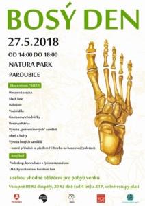 Bosý den @ Ekocentrum PALETA | Pardubice | Česko