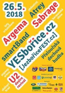 YESbořice 2018 @ Obec Jezbořice | Jezbořice | Česko