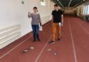 Město podpoří výměnu tartanu v atletickém tunelu…