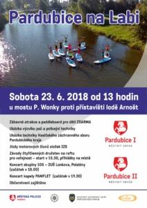 Pardubice na Labi 2018 @ Lod Arnošt Pardubice | Pardubický kraj | Česko