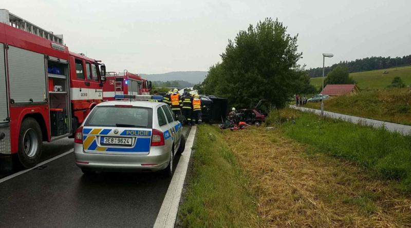 Smrtelná nehoda u Lanškrouna…