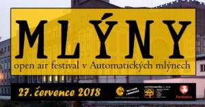 Mlýny Open Air Fest 2018 Pardubice @ Automatické Mlýny V Pardubicích | Pardubický kraj | Česko