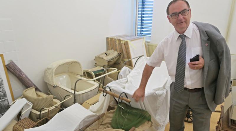 Depozitáře Regionálního muzea v Chrudimi budou energeticky úspornější…