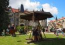 Svatoanenský jarmark na zámku Žleby…