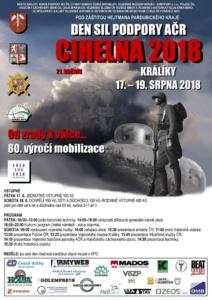 Den sil podpory Armády ČR - Cihelna 2018 @ Vojenské muzeum Králíky | Králíky | Pardubický kraj | Česko