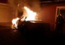 Pravděpodobně úmyslný požár ve Svítkově…