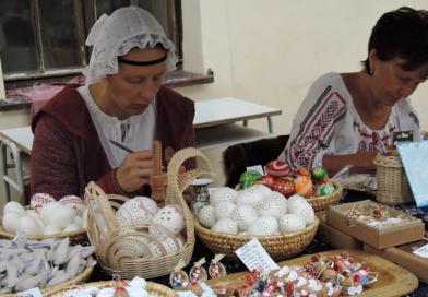 Nádvoří zámku bude patřit Festivalu chutí, vůní a řemesel…