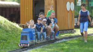 Setkání zahradních železnic @ Muzeum MHD a železnice Rosice nad Labem | Pardubický kraj | Česko