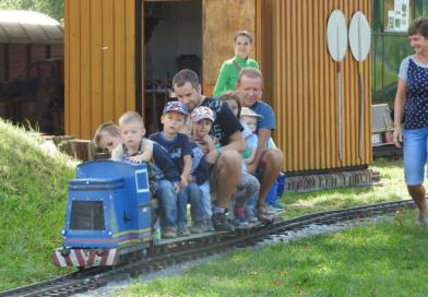 Setkání zahradních železnic v Muzeu Rosice nad Labem…