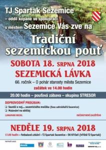 Tradiční Sezemická pouť / Sezemická lávka @ Sezemice | Sezemice | Pardubický kraj | Česko