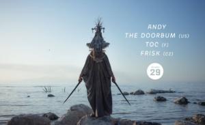 Andy The Doorbum •• TOC •• Frisk @ Divadlo 29 | Pardubický kraj | Česko