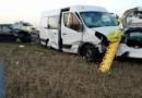 Těžká dopravní nehoda v Koclířově…