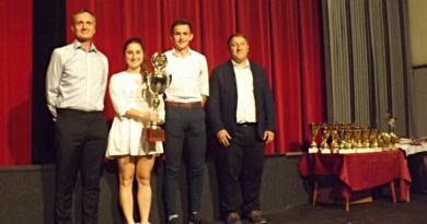 Na Olympiádě mládeže se nejvíce dařilo Gymnáziu Dašická…