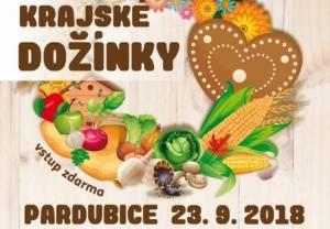 Krajské Dožínky Pardubice 2018 @ Zamek Pardubice | Pardubický kraj | Česko