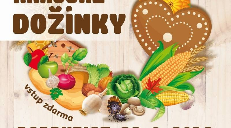 Krajské dožínky nabídnou v neděli program na Zámku Pardubice i Pernštýnském náměstí…