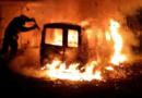 Požár dodávky zlikvidovali hasiči v Nových Jesenčanech…