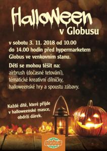 Halloween v Globusu Pardubice @ Globus Pardubice | Pardubický kraj | Česko