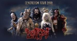 LORDI (FI) - Sexorcism Tour 2018 @ IDEON Pardubice | Pardubický kraj | Česko