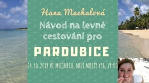 PARDUBICE - Návod na levné cestování @ Ve mlejnech | Pardubický kraj | Česko