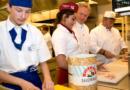 Ve školní jídelně vařili žáci pod dohledem profesionálů. Chutně a zdravě…