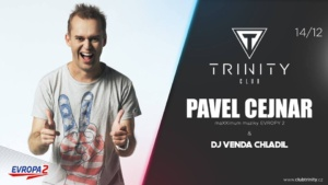 Pavel Cejnar a MaXXimum muziky Evropy 2 @ Trinity Club Pardubice | Pardubický kraj | Česko
