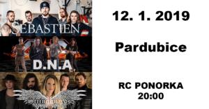 Sebastien / DNA / Stringguards @ RC Ponorka | Pardubický kraj | Česko