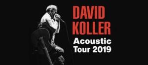 David Koller Acoustic Tour 2019 - Pardubice @ Východočeské divadlo Pardubice | Pardubický kraj | Česko