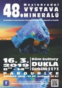48. Mezinárodní Výstava Minerálů @ KD Dukla | Pardubický kraj | Česko