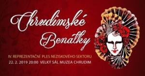Ples Chrudimské Benátky @ Muzeum Chrudim | Chrudim | Pardubický kraj | Česko
