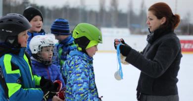 Zimní víceboj základních škol odstartoval…