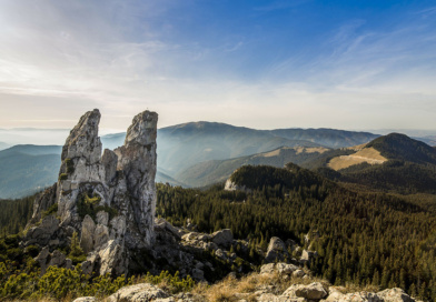 Rumunsko spontánní, divoké a pestré…