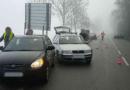 Hromadná dopravní nehoda u Žamberka…