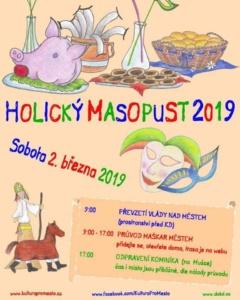 Holický Masopust 2019 @ Holice | Holice | Pardubický kraj | Česko