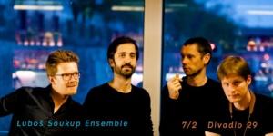 Luboš Soukup Ensemble (CZ/SK/DK) @ Divadlo 29 | Pardubický kraj | Česko