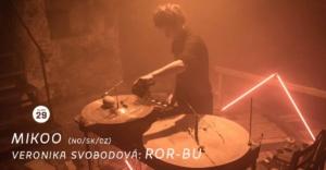 Mikoo ✮ Veronika Svobodová: Ror-Bu @ Divadlo 29 | Pardubický kraj | Česko