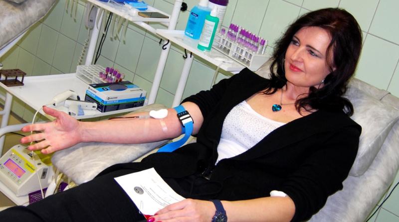 Valentýnské odběry v Pardubické nemocnici přivedly 17 nových dárců krve…