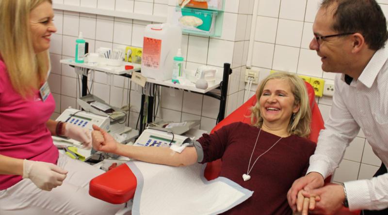 Valentýnské odběry v Orlickoústecké nemocnici oslovily 30 nových dárců krve…